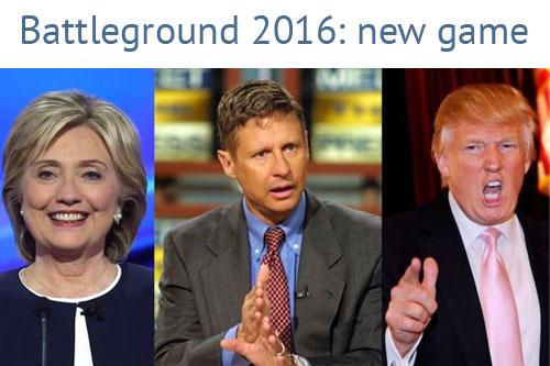 Battleground 2016: New Game