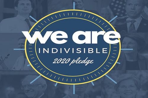 2020 Indivisible Pledge