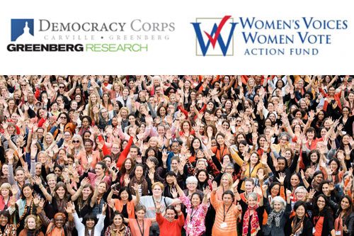 Democracy Corps, Greenberg Research